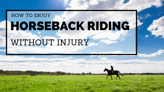 horsebackriding How to Enjoy Horseback Riding While Remaining Injury Free