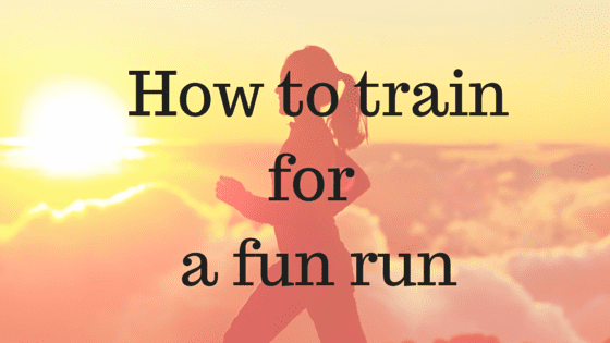how_to_train_for_a_fun_run How To Train for a Fun Run for Free book online fun run injury prevention kinesiology leduc physio physiotherapy training