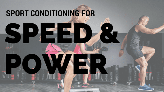 SPORT-CONDITIONING-FOR Sport Conditioning for Speed and Power athletics plyometrics power speed sport conditioning