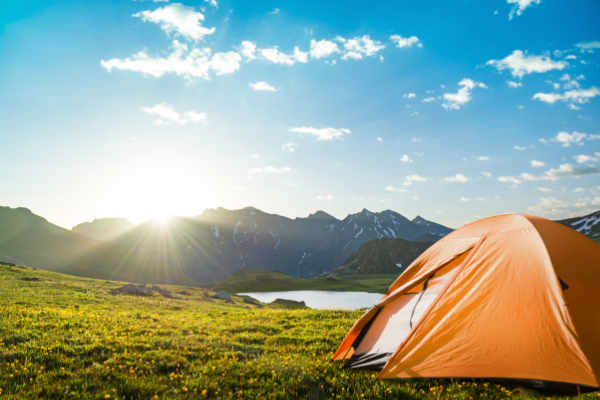 Leduc-Camping How to Sleep Pain-Free while Camping This Summer