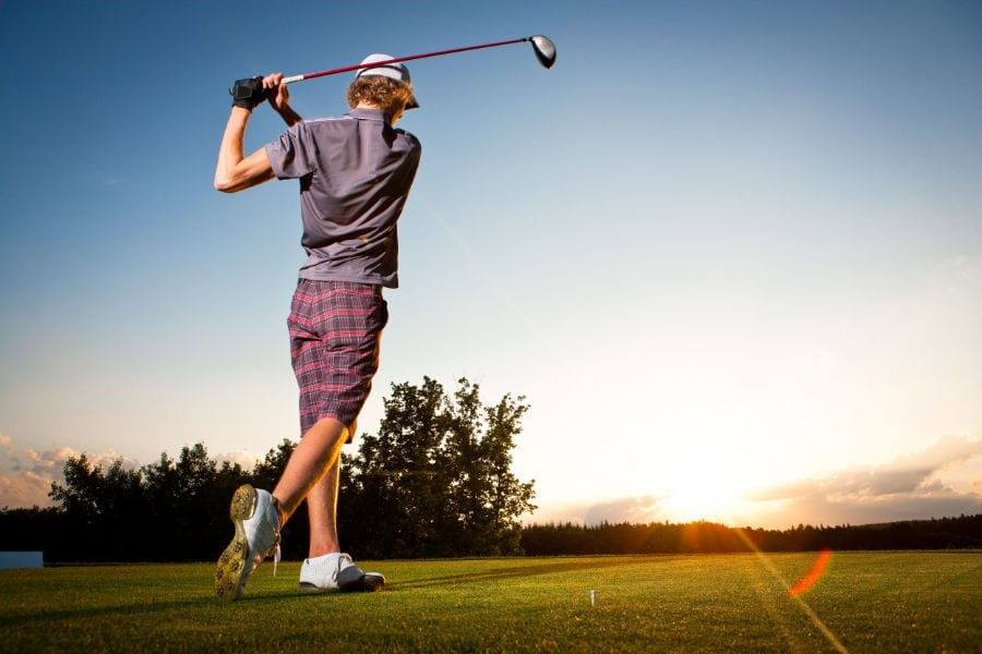Golf-Low-Back-Pain How to Prevent Low Back Pain in Golf