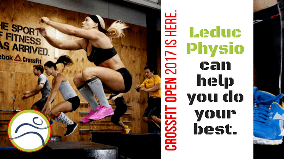 Blog-Titles CrossFit Open 2017 Has Arrived! 2017 ankle back competition cross fit Crossfit exercise fitness health hip mobility range of motion shoulder spine strength workout wrist