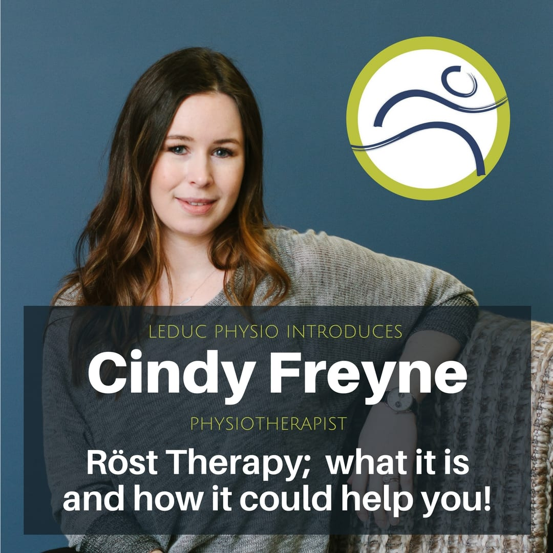 Cindy-Rost-Therapy Cindy explains ROST therapy for pregnancy related pelvic pain. cindy freyne leduc physio physical therapy physiotherapy pregnancy pregnancy pain Röst Therapy