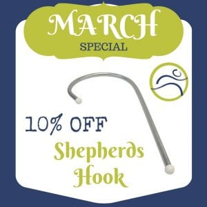 March-Sheperds-Hook-300x300 March is here, Shepherds hooks are on sale! hook massage muscles myofascial pain physiotherapy product relax release shepherd tight trigger point workout