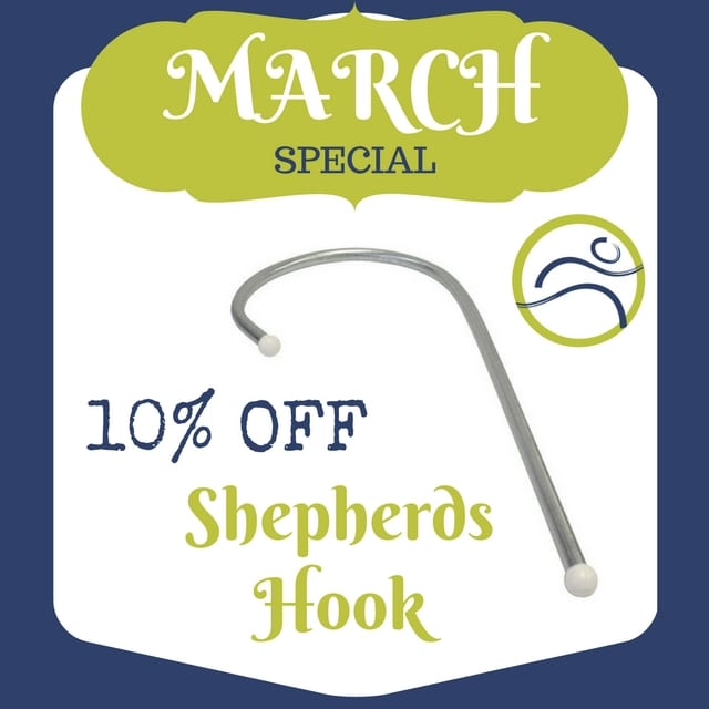 March-Sheperds-Hook March is here, Shepherds hooks are on sale! hook massage muscles myofascial pain physiotherapy product relax release shepherd tight trigger point workout