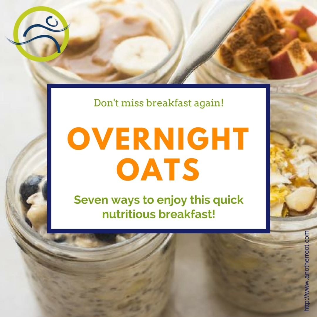 Fun-Fact-Friday-4 Overnight Oats for Breakfast breakfast delicious diy easy food fruit healthy leduc physio meal prep morning oatmeal overnight recipe simple