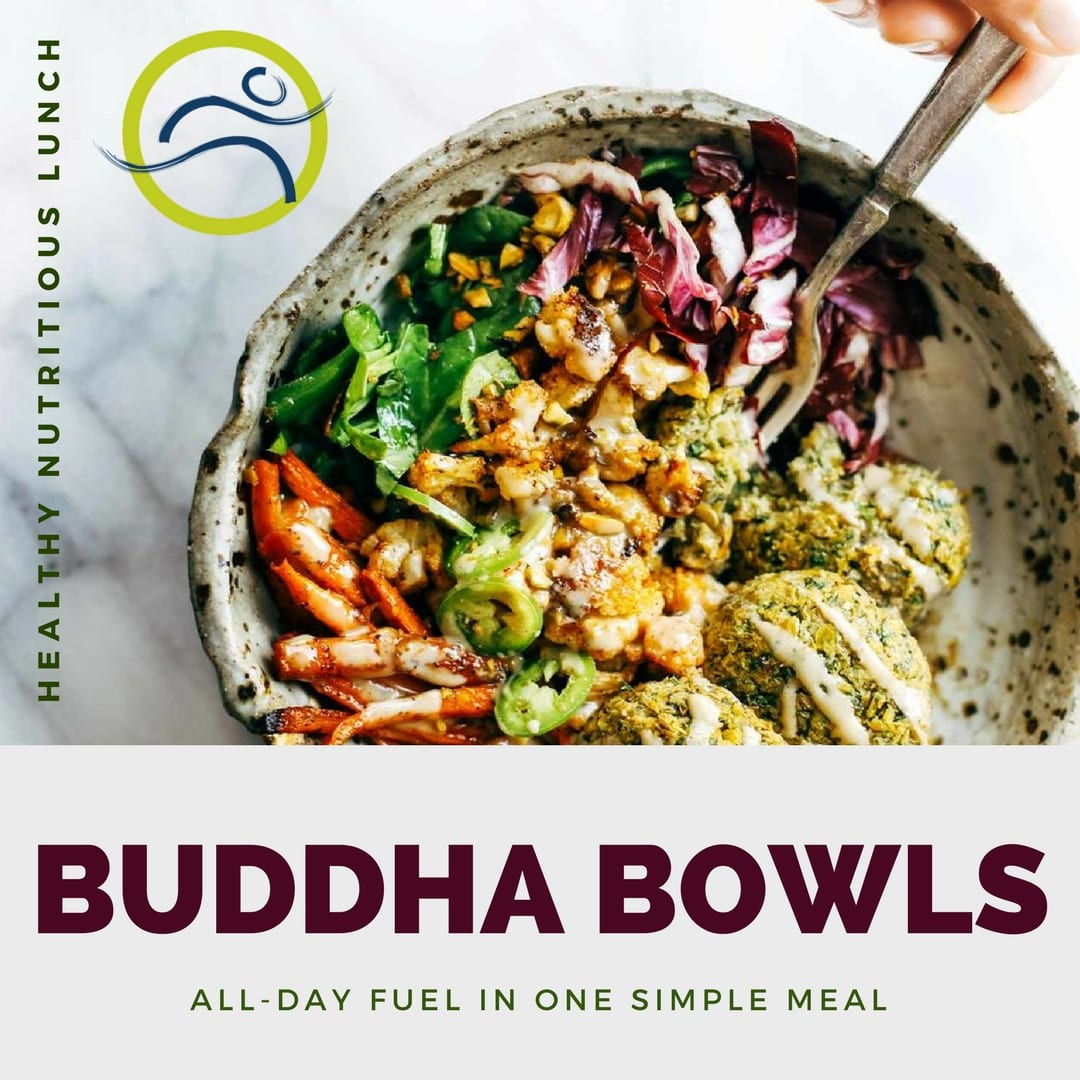 Fun-Fact-Friday-5 Buddha Bowls for Lunch bowl buddha bowl carbs clean eating delicious easy eat food fruit guide healthy leduc physio lunch meal prep nutrition nutritious protein recipe school lunch vegetables