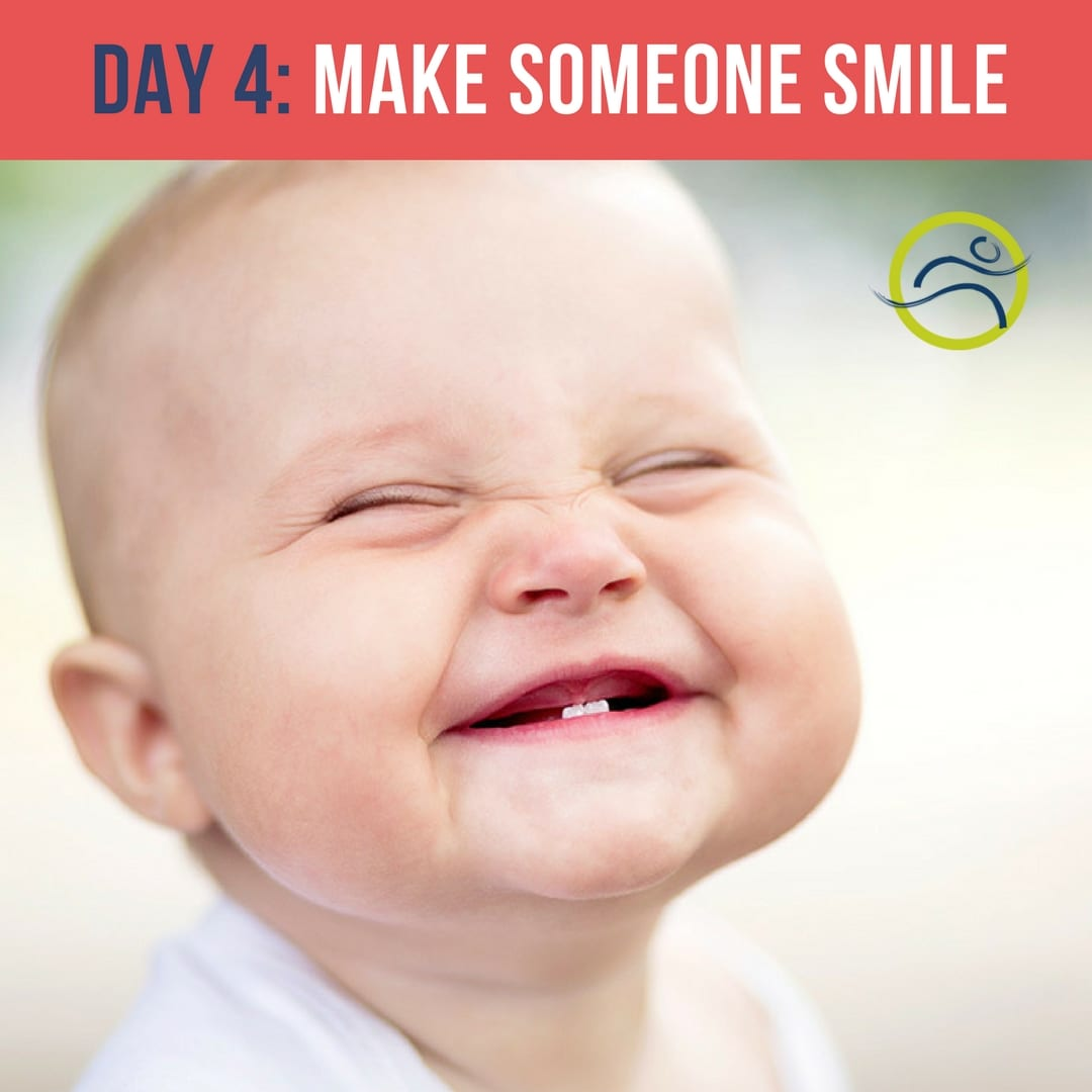 Happy-Challenge-Day-4 Make Someone Smile! best medicine challenge contest easy endorphins fitness free friends funny happiness happy happy challenge health laugh leduc physio life lifestyle live physiotherapy post share silly smile therapy win