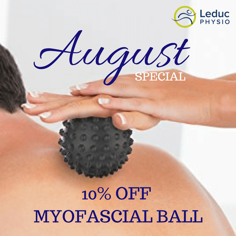 August-4 August Special - 10 % off Myofascial Balls august Foam Roller leduc physio myofascial ball myofascial release roller ball sale