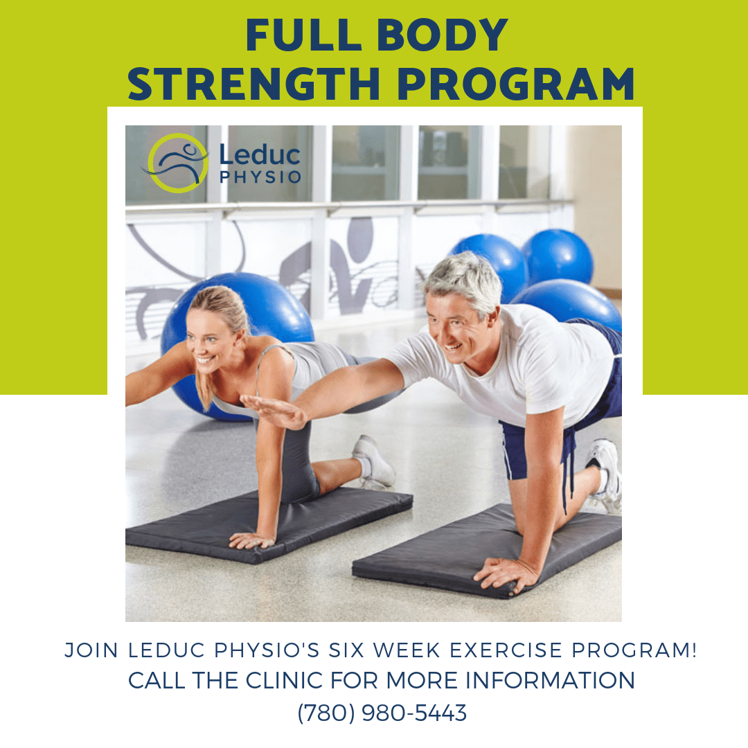 Exercise-Program-with-Hailey Full Body Strength Programs are starting soon !