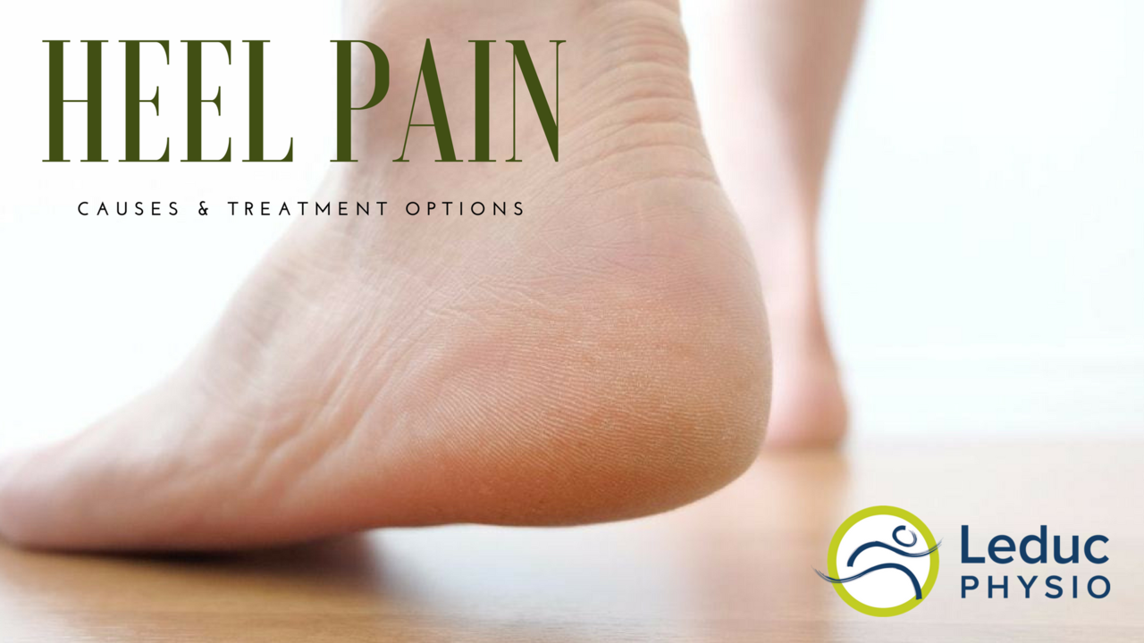 foot heel pain treatment