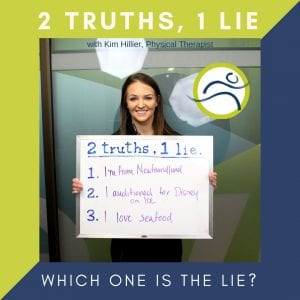 Tenielle-2 Tenielle's Lie! 2 truths 1 lie for fun leduc physio leduc physio staff our staff