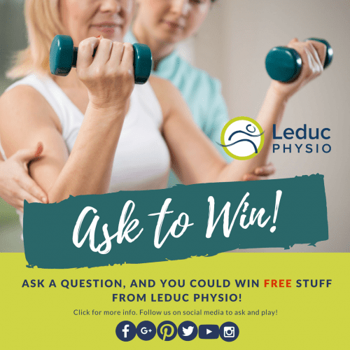 More-Social-Media-Posts-3-e1517588121204 Ask to Win! chronic pain comment contest injury kinesiology leduc physio massage therapy mobility orthotics pain pelvic health physiotherapy question social media support win