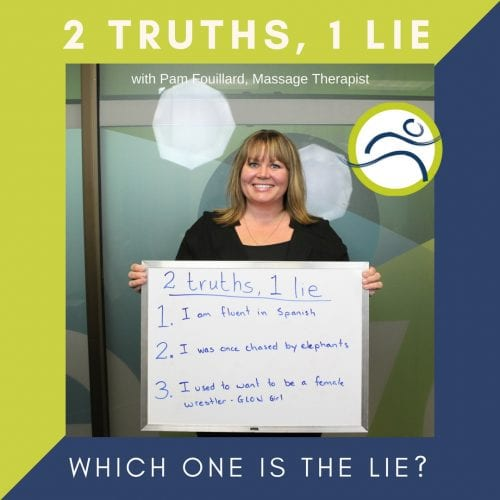 Pam-1-e1516067653125 Pam Lied! 2 truths 1 lie fun leduc physio pam fouillard staff