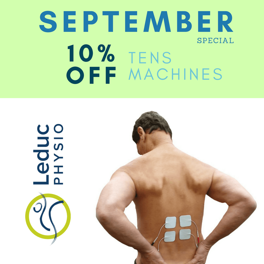 September_TENS_2 Home TENS Machines Can Help Manage Pain at Home