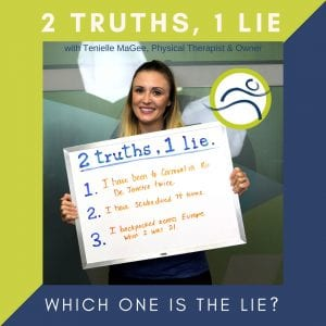 Tenielle-1-300x300 Lisa's Lie 2 truths 1 lie for fun leduc physio our staff staff