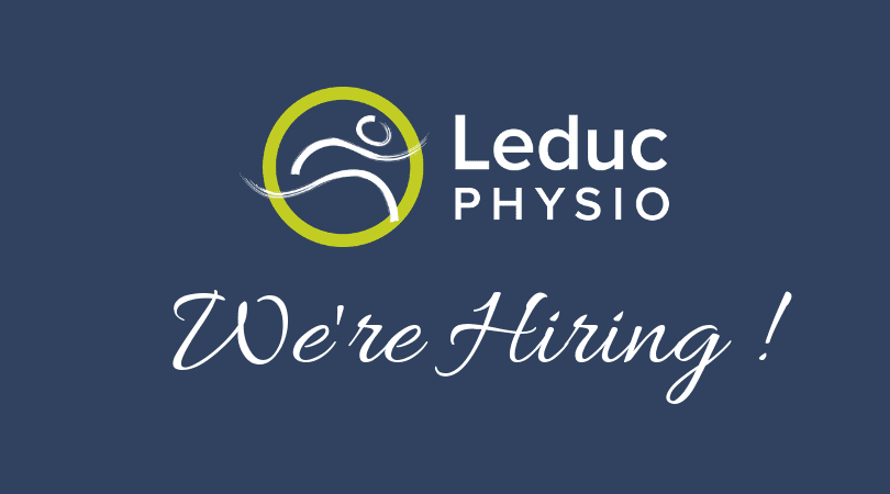 Were-Hiring- Massage Therapist Wanted hiring job opening leduc physio massage massage therapy therapy